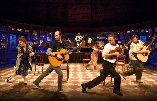 Photo Flash: Sneak Peek - ONCE Comes to Adrienne Arsht Center for the Performing Arts, Feb 2014