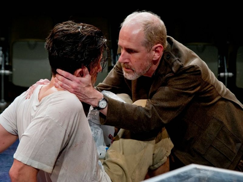 BWW Reviews: THE NORMAL HEART from Strawberry Theatre Workshop Seethes with Poignancy