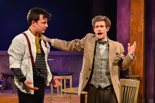 BWW Reviews: PICASSO AT THE LAPIN AGILE at SSR Has Moments but Lacks Cohesion