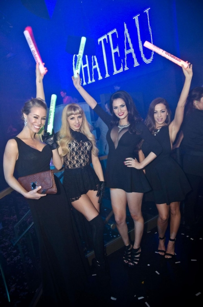 Photo Flash: Chateau Nightclub & Gardens Hosts Sin City's 2013 Penthouse Pet of the Year