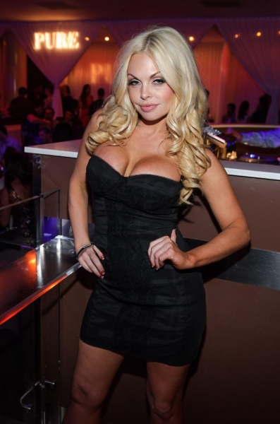 Photo Flash: Jesse Jane Hosts AVN After-Party at PURE Nightclub
