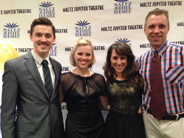 Photo Coverage: Opening of A CHORUS LINE at The Maltz Jupiter Theatre