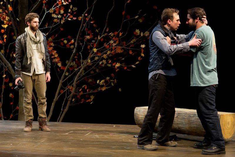 BWW Reviews: A Hint of Hope Beyond THE CLEARING