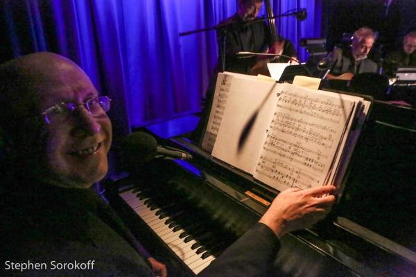 Alex Rybeck, music director Photo