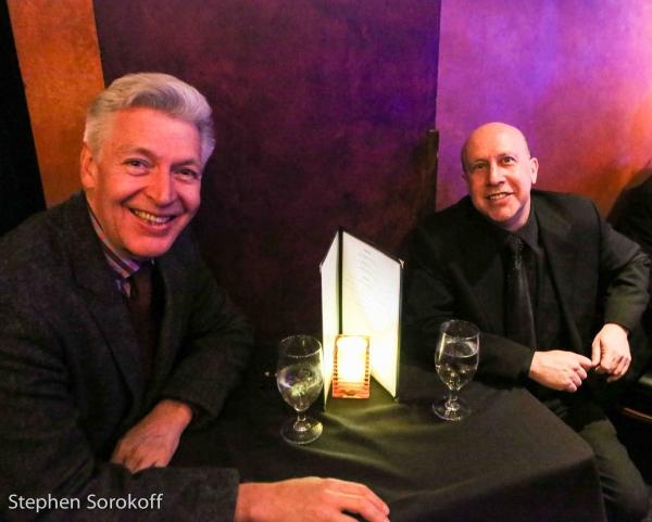 Tony Sheldon & Alex Rybeck Photo