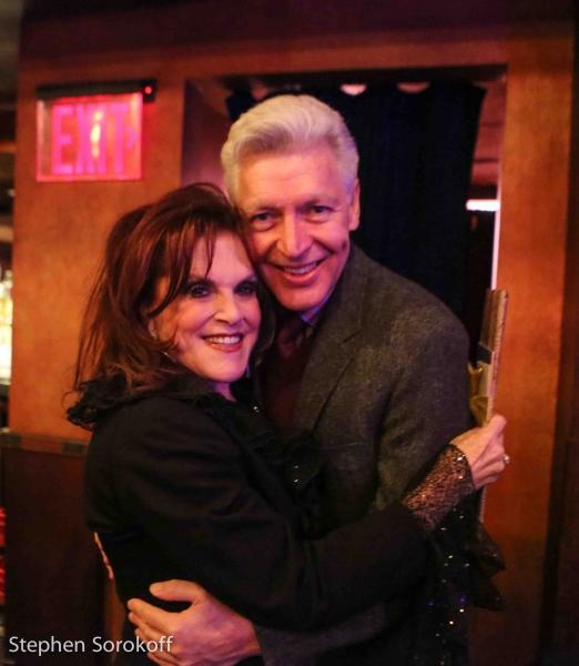 Peggy Herman & Tony Sheldon