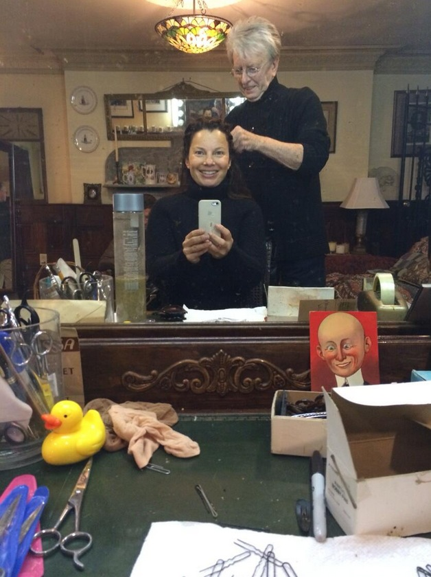 Twitter Watch: Fran Drescher Tweets from CINDERELLA Rehearsals!