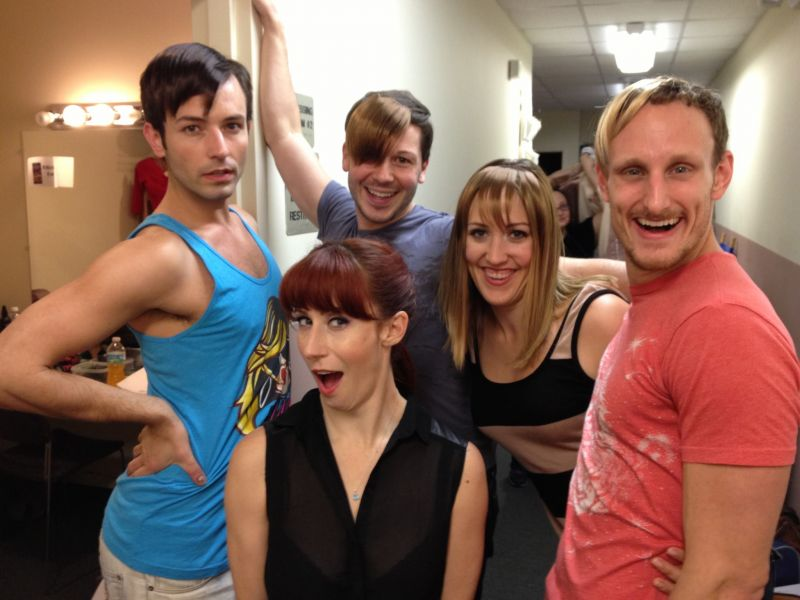 BWW Blog: Adam Lendermon of Maltz Jupiter's A CHORUS LINE - Pre and Post Show