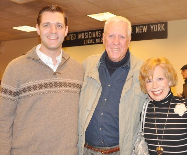 Connor Hartman, David Hartman, Nicole Barth