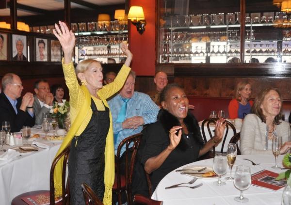 Photo Flash: Original HELLO, DOLLY! Cast Celebrates 50th Anniversary