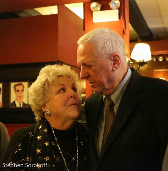 Mary Jo Catlett & David Hartman