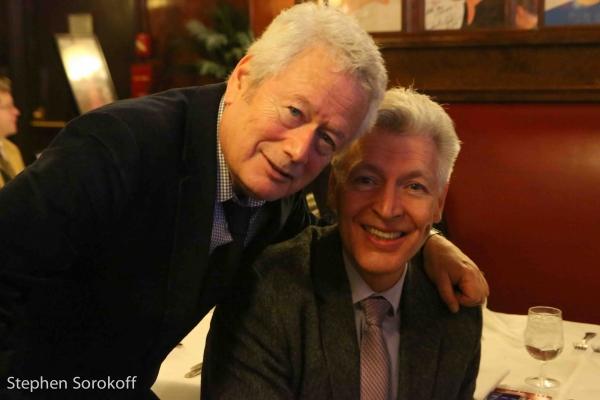 Stephen Sorokoff & Tony Sheldon