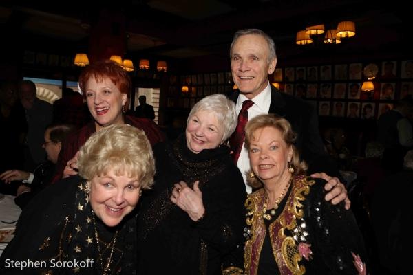 Jeanne lehman French, Mary Jo Catlett & Cast Photo