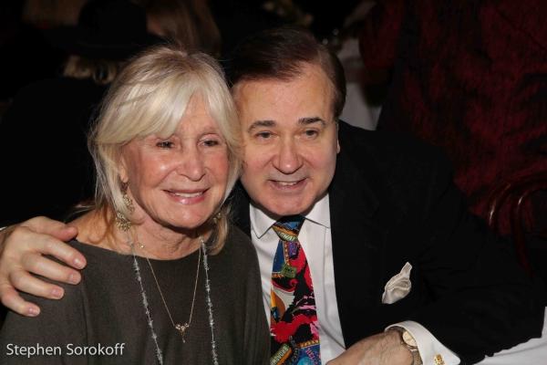 Francine Pascal & Lee Roy Reams