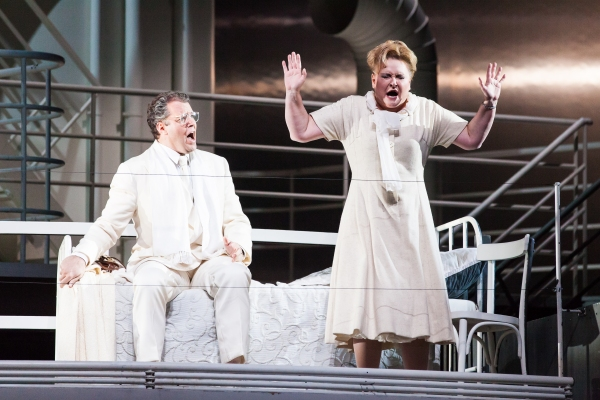 BWW Reviews: Houston Grand Opera's US Premiere of THE PASSENGER is Brilliant