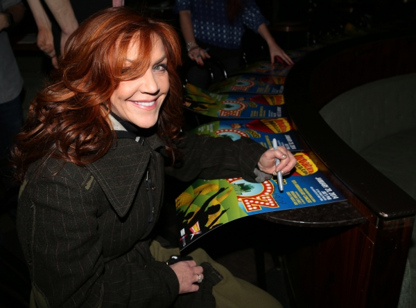 Photo Coverage: Go Backstage for BWW VISITS OZ with Sierra Boggess, Andrea McArdle, Mandy Gonzalez and More!