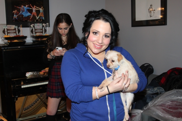 Katie Sarno and ''Soot''