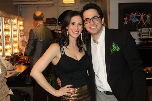 Rob Diamond and Jennifer Diamond