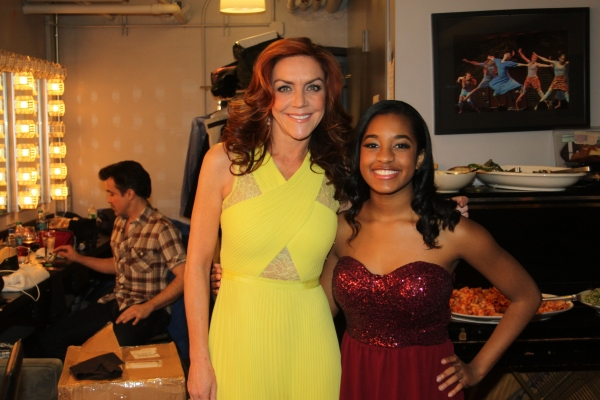 Photo Coverage: Backstage at Joe's Pub for BroadwayWorld's 10th Anniversary - OZ