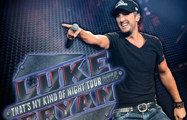 Luke bryan tour dates in Sydney