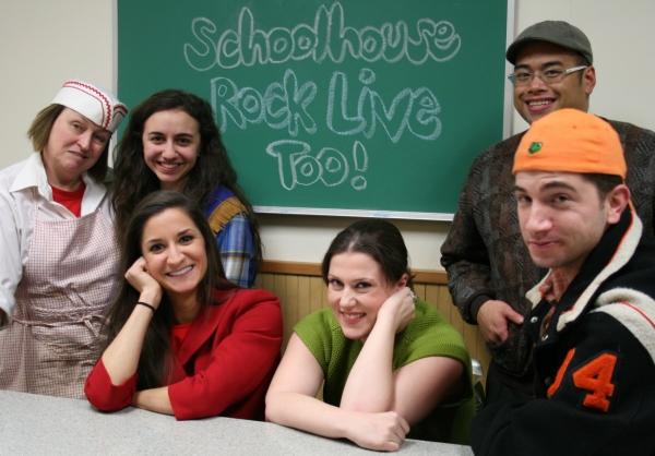 Marian Kaderbak, Jenna Makkawy and Adrion Briones- bottom row Kelsey Stephens, Collee Photo