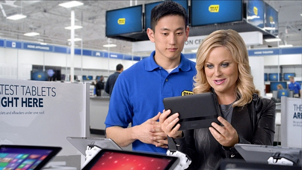 Photo Flash: First Look - Amy Poehler & More Featured on CBS's SUPER BOWL'S GREATEST COMMERCIALS 2014