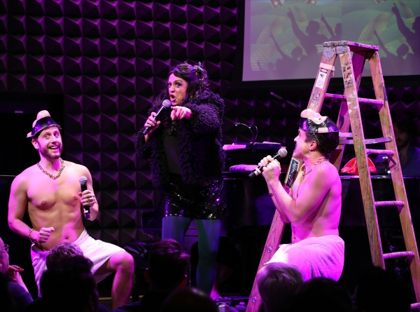 Photo Coverage: BROADWAYWORLD.COM VISITS OZ  The Concert - Part Three
