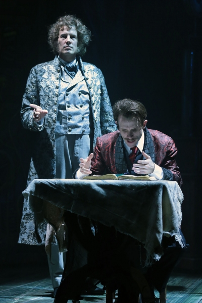 Photo Coverage: YOUNG FRANKENSTEIN at Drury Lane Theatre