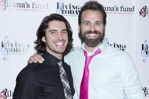 Mark Fisher and Brian Patrick Murphy Photo