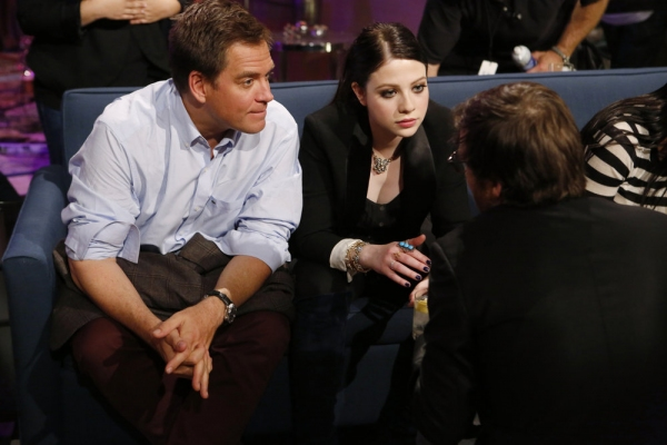 Michael Weatherly, Michelle Trachtenberg