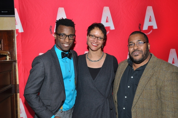 Photo Flash: Inside Opening Night of Atlantic Theatre Company's THE LONELINESS OF THE LONG DISTANCE RUNNER