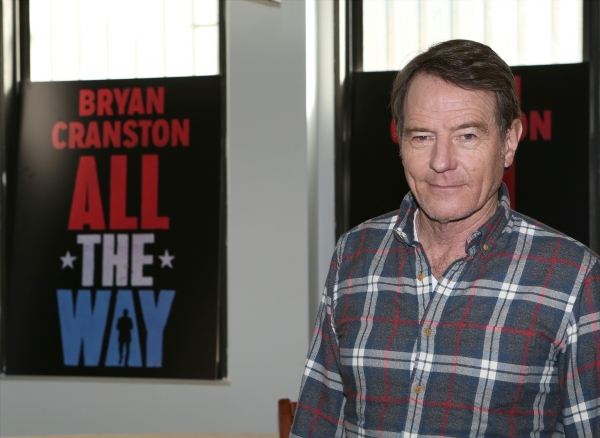 Photo Coverage: Meet the Company of Broadway-Bound ALL THE WAY- Bryan Cranston and More!