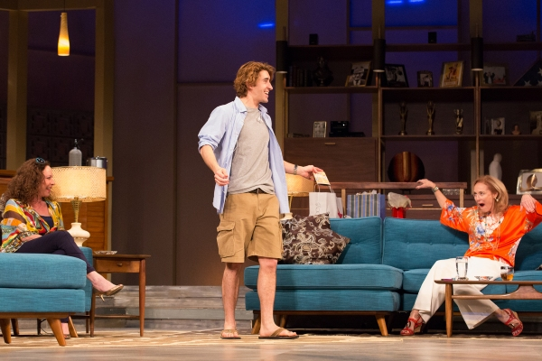 Photo Flash: First Look at Walnut Street Theatre's OTHER DESERT CITIES, Opening Tonight