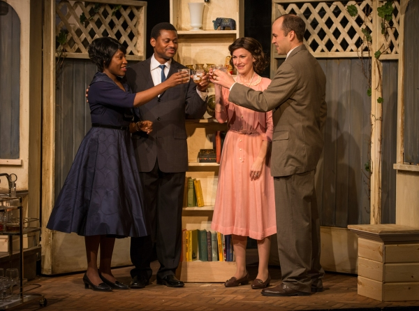 Photo Flash: First Look at Next Theatre's LUCK OF THE IRISH