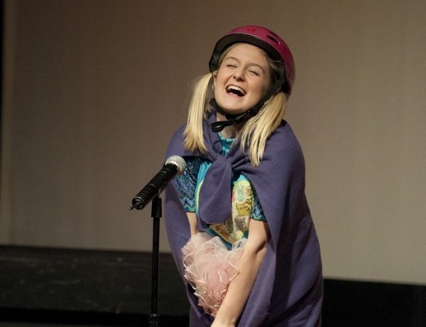 Photo Flash: First Look at THE 25th ANNUAL PUTNAM COUNTY SPELLING BEE at Drama Learning Center