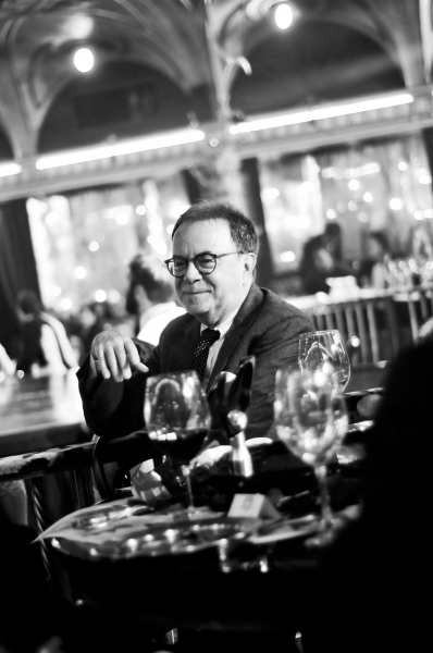 Photo Flash: Joel Grey, Jefferson Mays & More Visit QUEEN OF THE NIGHT at Newly Renovated Diamond Horseshoe
