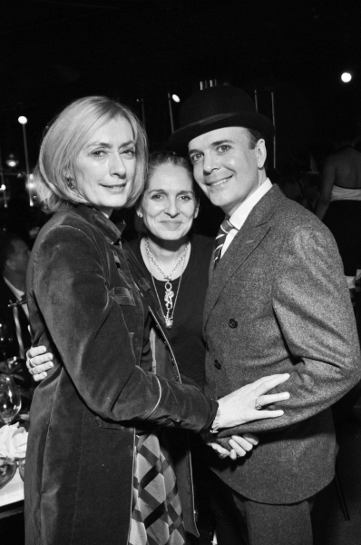 Christine Jones and Jefferson Mays