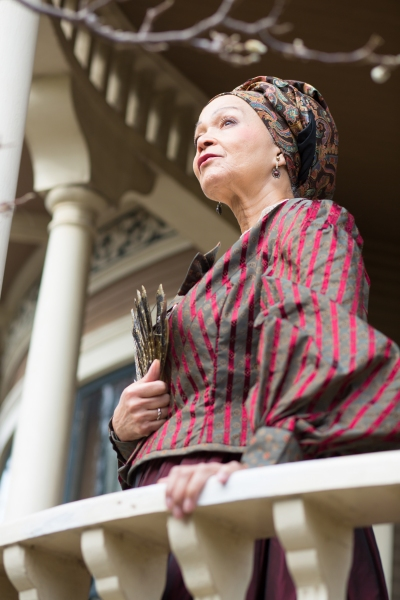 Lizan Mitchell (Beartrice) is the matriarch of the Albans family in Marcus Gardley