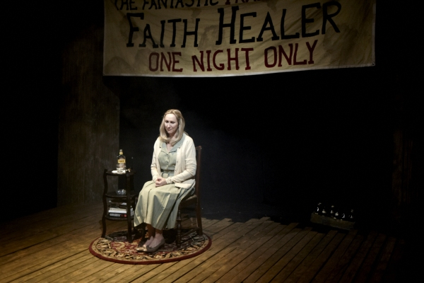 Photo Flash: First Look at Stark Naked Theatre's FAITH HEALER and THE GOOD THIEF