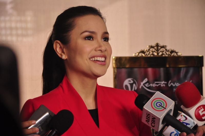 Photo Coverage: DO YOU HEAR THE PEOPLE SING? in Manila Meets the Press