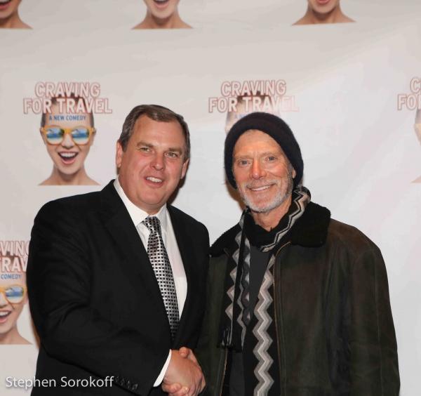 Jim Strong & Stephen Lang