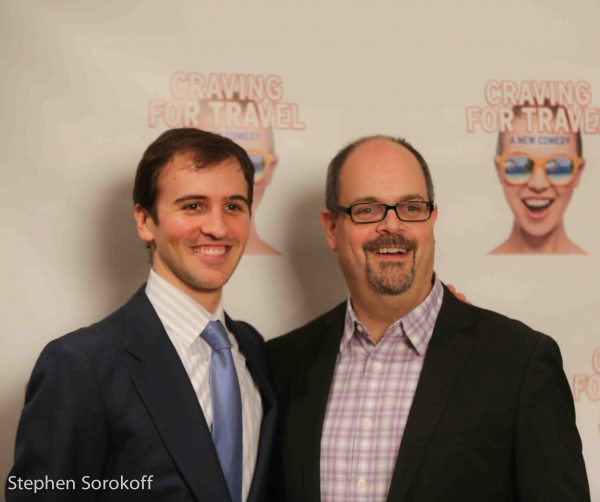 Andy Sandberg & Brad Oscar