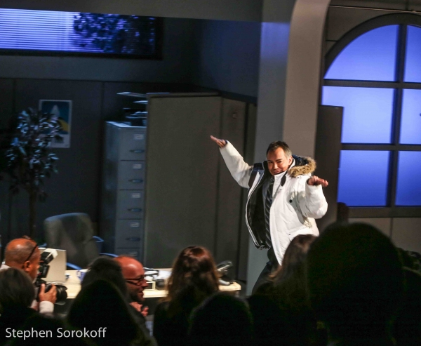 Photo Coverage: Inside Opening Night of CRAVING FOR TRAVEL