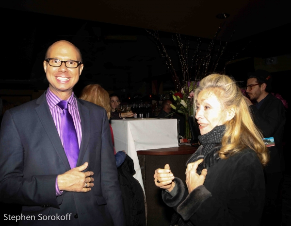 Richie Ridge & Eda Sorokoff