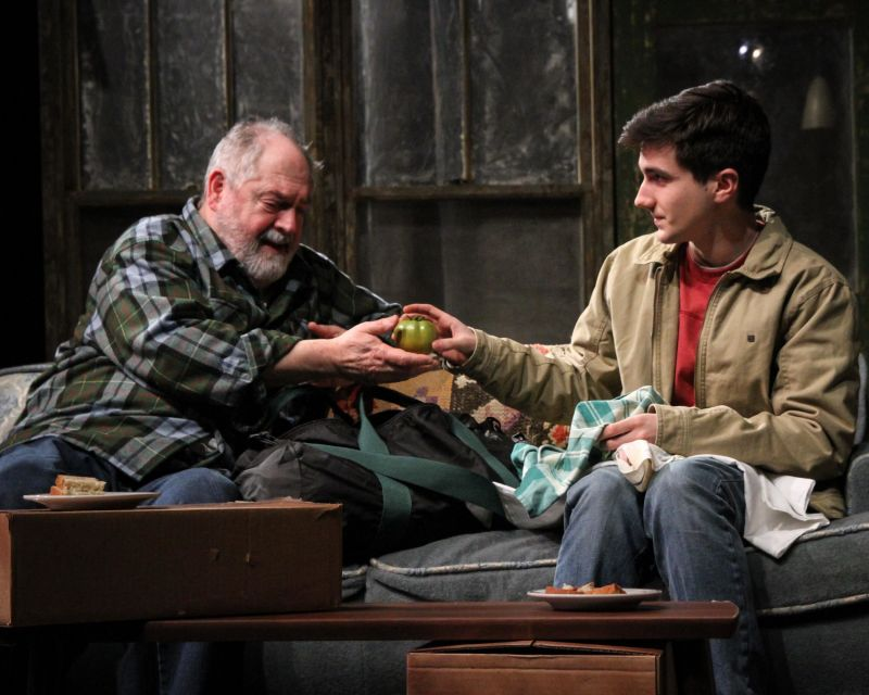 BWW Reviews: Seattle Rep's A GREAT WILDERNESS Burns with Thoughtful Poetic Beauty