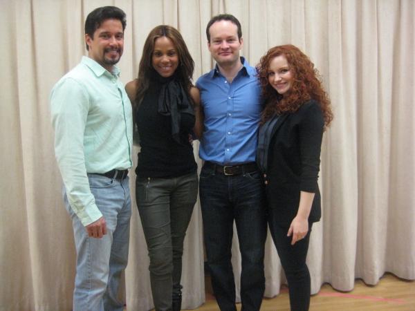 Enrique Acevedo, Deborah Cox, Jamie LaVerdiere, Brittney  Lee Hamilton