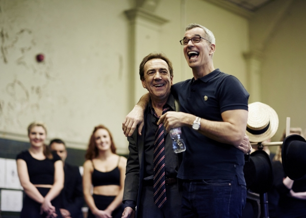 Photo Coverage: DIRTY ROTTEN SCOUNDRELS - First Look!