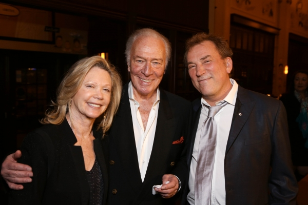Photo Flash: Inside Opening Night of Christopher Plummer's A WORD OR TWO at Ahmanson Theatre
