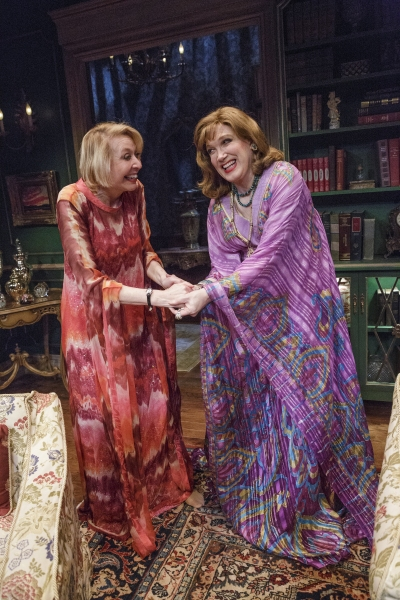 Photo Flash: First Look at Charles Busch and More in Primary Stages' THE TRIBUTE ARTIST