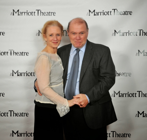 Photo Flash: Marriott Theatre's CABARET, Starring Megan Sikora, Celebrates Opening Night